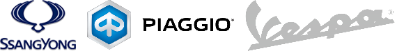 SsanngYong_Piaggio_Vespa